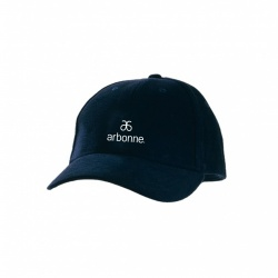 arbonne_navy_blue_cap_white_thread